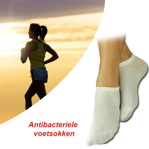 7paar Antibacteriele voetsokken van het merk First
