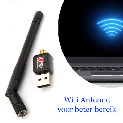 150mbps usb wifi antenne voor pc en laptop. Black Bedroom Furniture Sets. Home Design Ideas