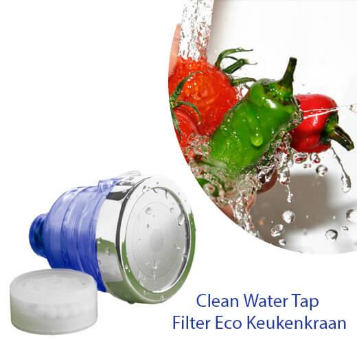 Clean Water Tap Filter Eco Keukenkraan