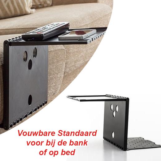 Sofabulous Vouwbare Standaard voor bij de bank of op bed