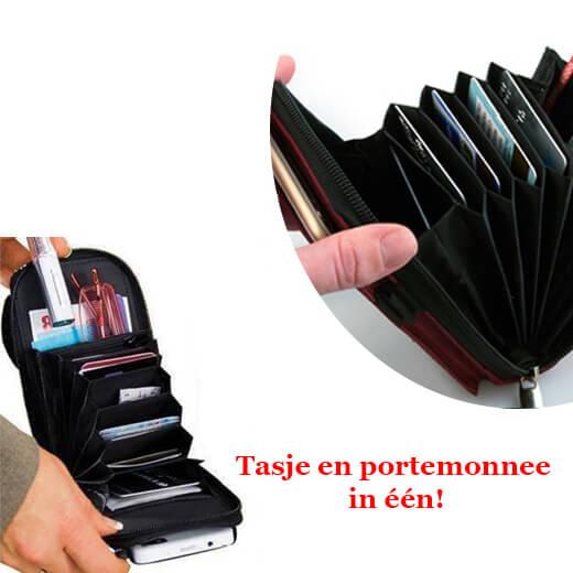 De All-in-1 purse - Een tasje en portemonnee ineen
