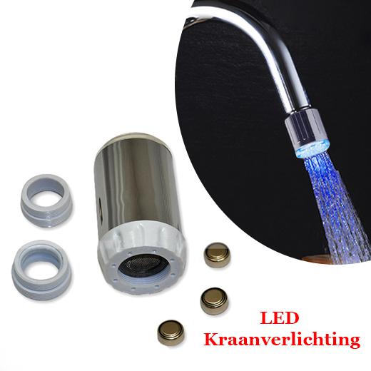 LED Kraanverlichting - Een echte Eyecatcher