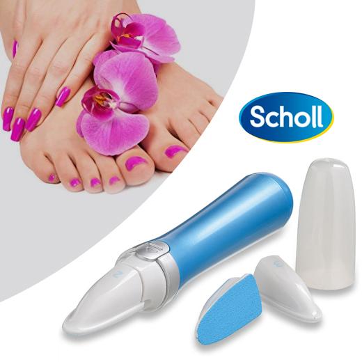 Scholl velvet elektrisch nagelverzorgingssysteem
