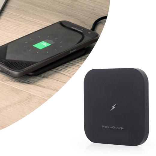 Qi draadloze lader geschikt voor diverse smartphones