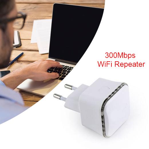 Versterk heel eenvoudig je WiFi netwerk met deze WiFi Repeater