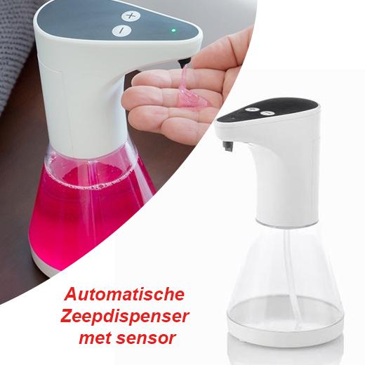 Automatische Zeepdispenser met sensor S520