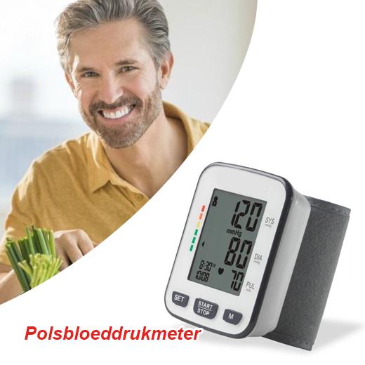 Betrouwbaar en Gecertificeerde Polsbloeddrukmeter