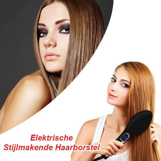 Elektrische Stijlmakende Haarborstel - Brushture