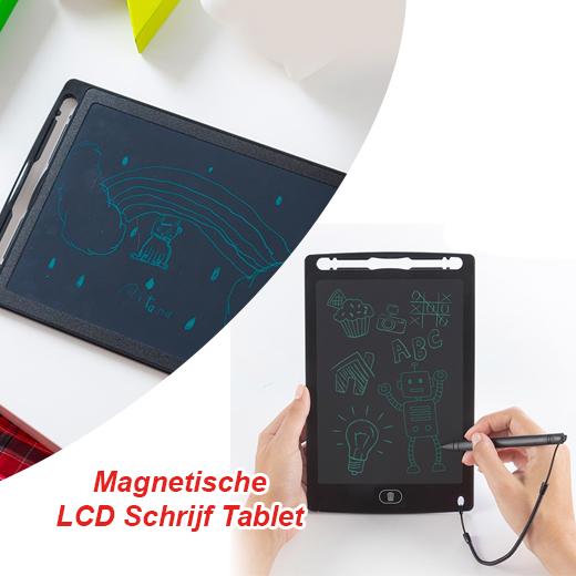 Magnetische LCD Schrijf Tablet is de perfecte vervanger van Pen en Papier